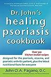 img - for Dr. John's Healing Psoriasis Cookbook book / textbook / text book