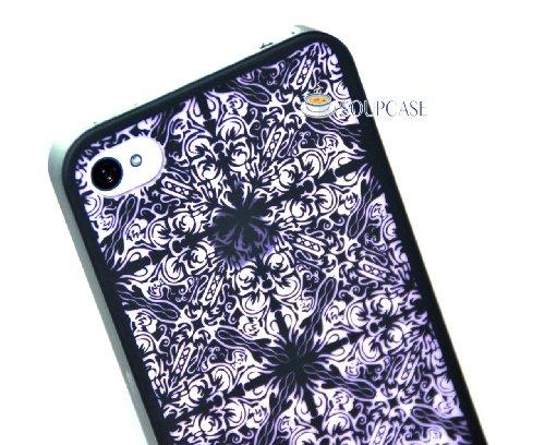 Circle Case Schutzhülle für iPhone4/4S, Design Kathedrale