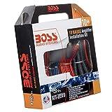 Amp Wiring Kit | BOSS Audio KIT-ZERO 10 Gauge Installation Kit