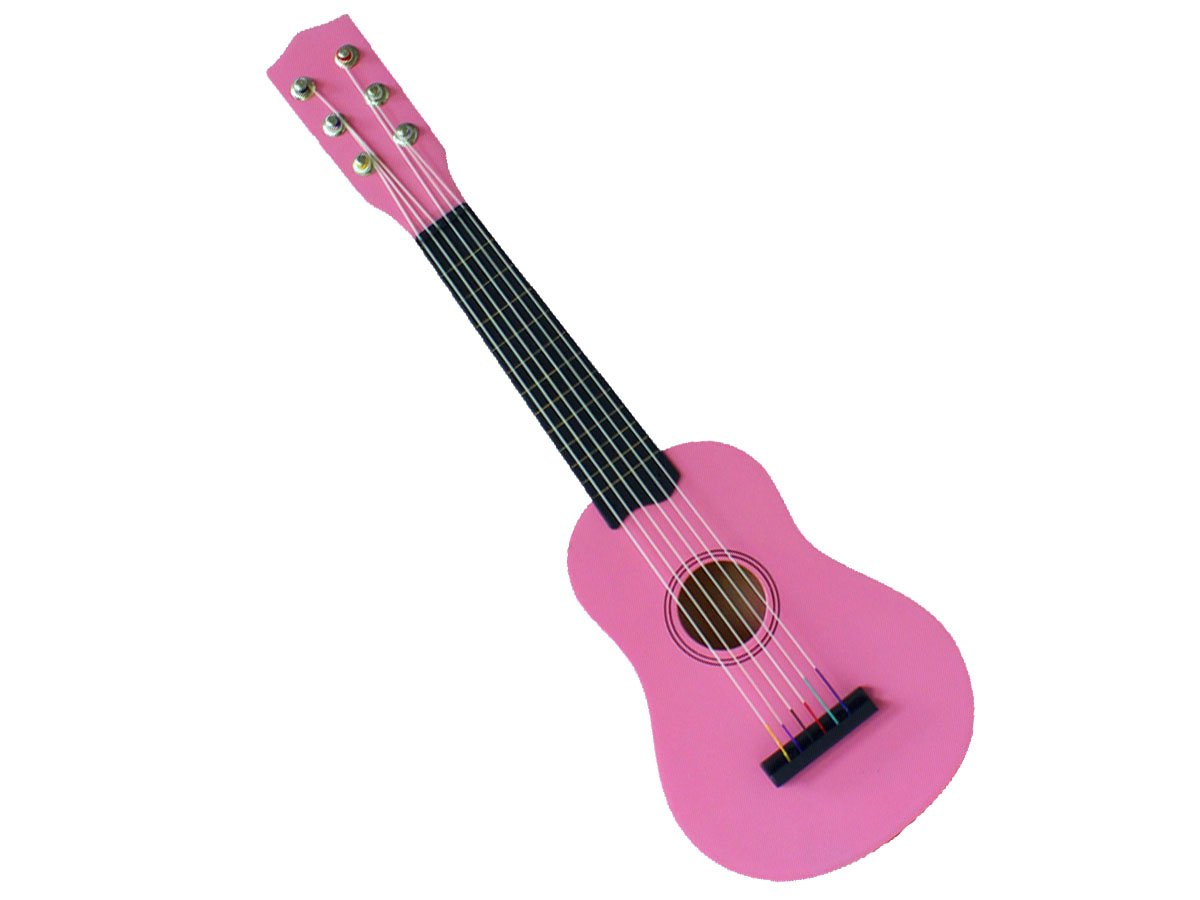 Concerto 701207 - Gitarre, 55 cm, pink