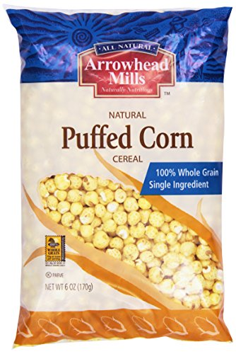 Arrowhead Mills Cereal, Puffed Corn, 6 oz. ()