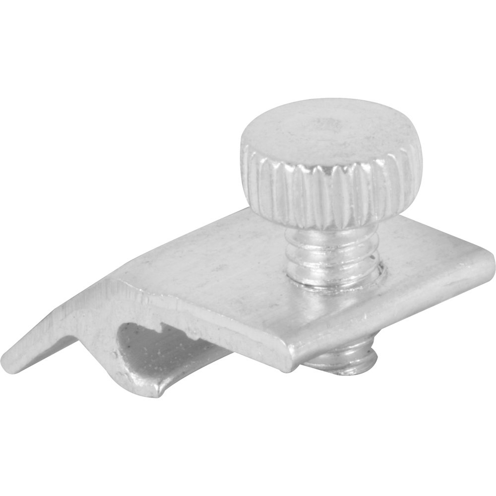 Prime-Line Products T 8642 Self Locking Storm Door Panel Clips with Thumbscrews, 3/16-Inch,(Pack of 8)