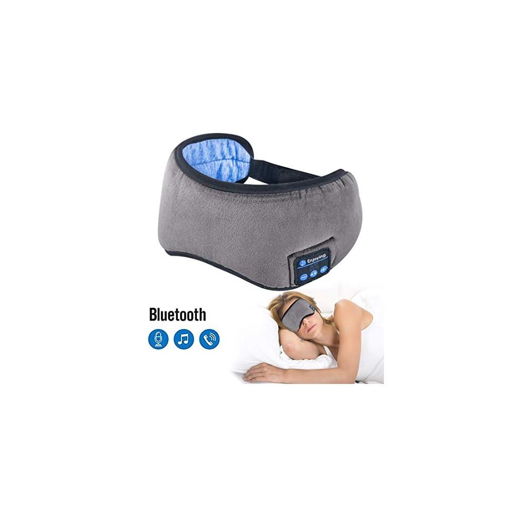 Bluetooth sleep headphones