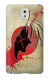 E2710 Rurouni Kenshin Himura Samurai X Blood Funda Carcasa Case para Samsung Galaxy Note 3