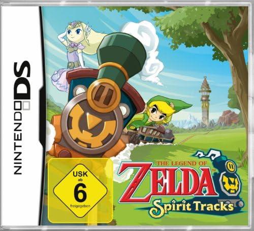 Nintendo The Legend of Zelda - Juego (Nintendo DS, Acción ...
