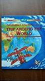 Dastardly and Muttley's Trip Around the World, Rachel Wright, 1878685694
