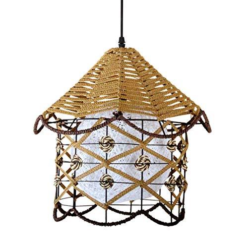 Lustre pendentif plafonnier lampe salon chambre restaurant porche étude café moderne rougein minimaliste petite lampe en forme de chambre