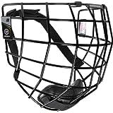 Warrior Krown 360 Hockey Helmet Cage, Black, Large