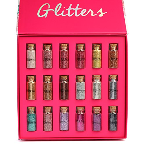 Tin Collection Glitter - Beauty Creations Glitter Collection