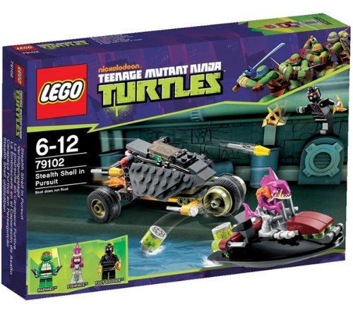 LEGO Tortugas Ninja Mutantes Adolescentes (TNMA) - Stealth ...