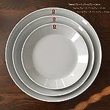 iittala Teema Grey Bread & Butter Plate