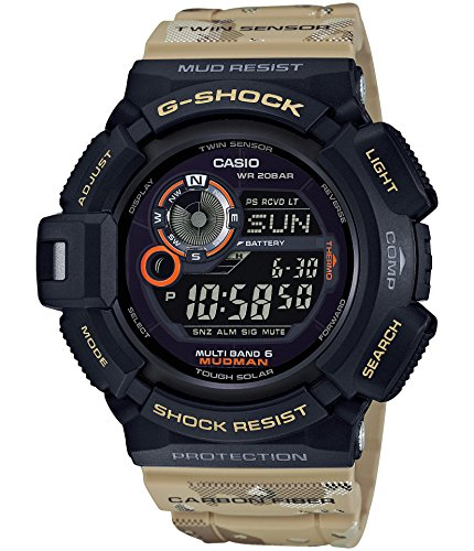 CASIO G-SHOCK Master in Desert Camouflage GW-9300DC-1JF MENS JAPAN IMPORT