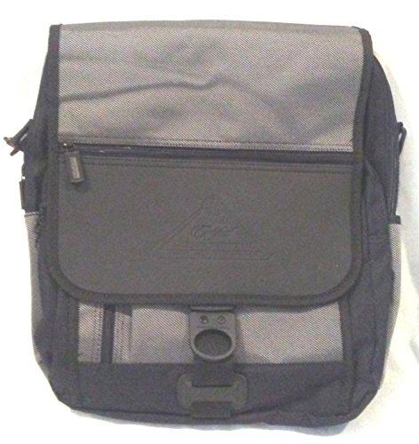 - MicroTek Vertical Compu-Pack, Yamaha Certified/Sales Profesional Black Bag