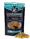Vital Essentials Freeze-Dried Wild Alaskan Salmon Grain Free Limited Ingredient Dog Treats 2.5 Ounce Bag For Sale