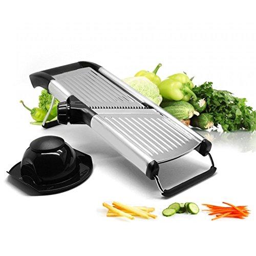 Vegetable Mandolin Stainless Professional Adjustable