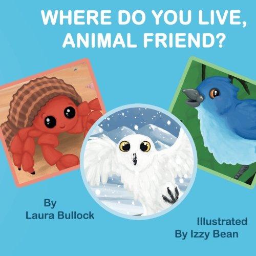 Where Do You Live, Animal Friend? PDF