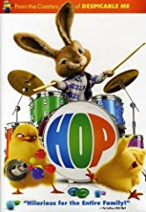From the makers of Despicable Me comes an all-new comedy about candy, chicks and rock 'n' roll! He was destined to be the Easter Bunny, but all he wanted to do was rock! When teenage E.B. (voiced by Russell Brand) leaves for Hollywood in purs...