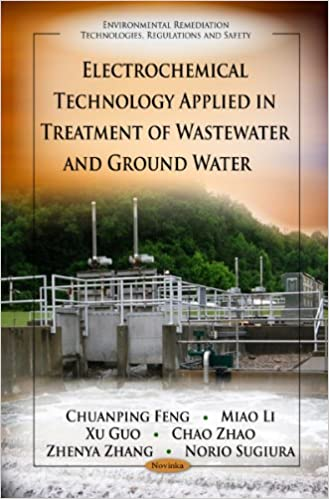 Bedste lydbøger download iphone Electrochemical Technology Applied in Treatment of Wastewater and Ground Water (Environmental Remediation Technologies, Regulations and Safety: Water Resource Planning, Development and Management) på Dansk PDF MOBI