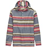 Faherty Pacific Hooded Poncho - Men's Twilight Serape, L