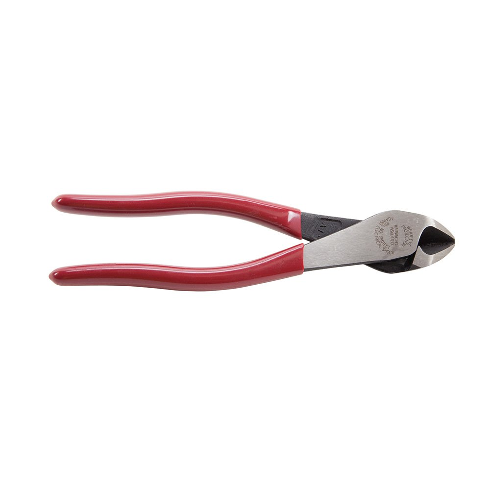 Klein tools 63050 sen high leverage cable cutter free shipping new in - Klein Tools D2288 High Leverage Diagonal Cutters 8 Inch Side Cutting Pliers Amazon Com