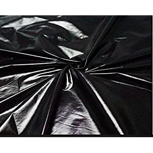 Manyis New SM Black Bedding Sheet Waterproof BDSM Bondage For Adult Game Make Love Sex For Women Men Couples