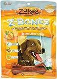 Zuke's Z-Bones Edible Grain-Free Dental Chews,Clean Carrot Crisp, Regular 12-Ounce, 8 Count by Zuke's