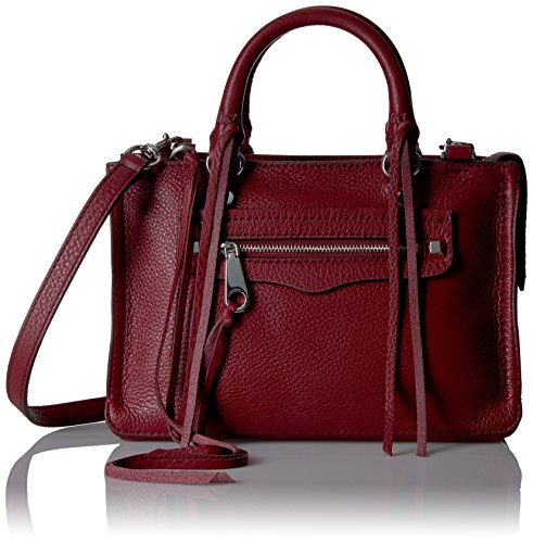 Rebecca Minkoff Micro Regan Satchel, Tawny Port