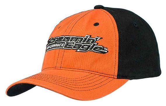 Harley-Davidson Mens Screamin  Eagle Heritage Flex Baseball Cap HARLMH0322  (S M e8ef4d01b396