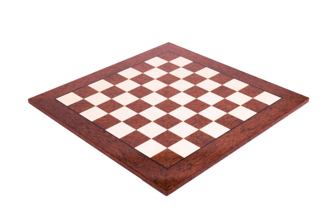 都内で Brown Erable - & Maple Bird's Eye Maple Chess Board - - 2.25
