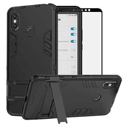 Amazon.com: BestAlice para Xiaomi Mi MAX 3 carcasa de 4.3 in ...