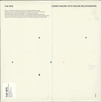 Brief Inquiry Into Online Relationships (X) (2Lp/White)