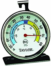 PickUp 6 Pack Classic Freezer / Refrigerator Thermometer by Taylor discount