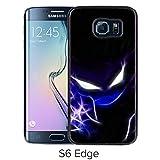 Fashion Designed Pokemon 19 Black Samsung Galaxy S6 Edge Phone Case
