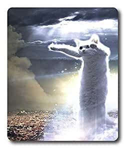 best gaming mousepad Monster Kitty Animal PC Custom Mouse Pads / Mouse Mats Case Cover