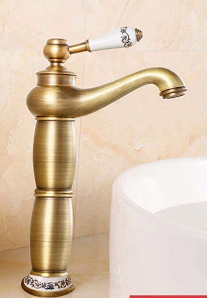 JingJingnet 洗面器用ミキサータップバスルームのシンクの蛇口 (Color : 13) B07S4L1HHP 13