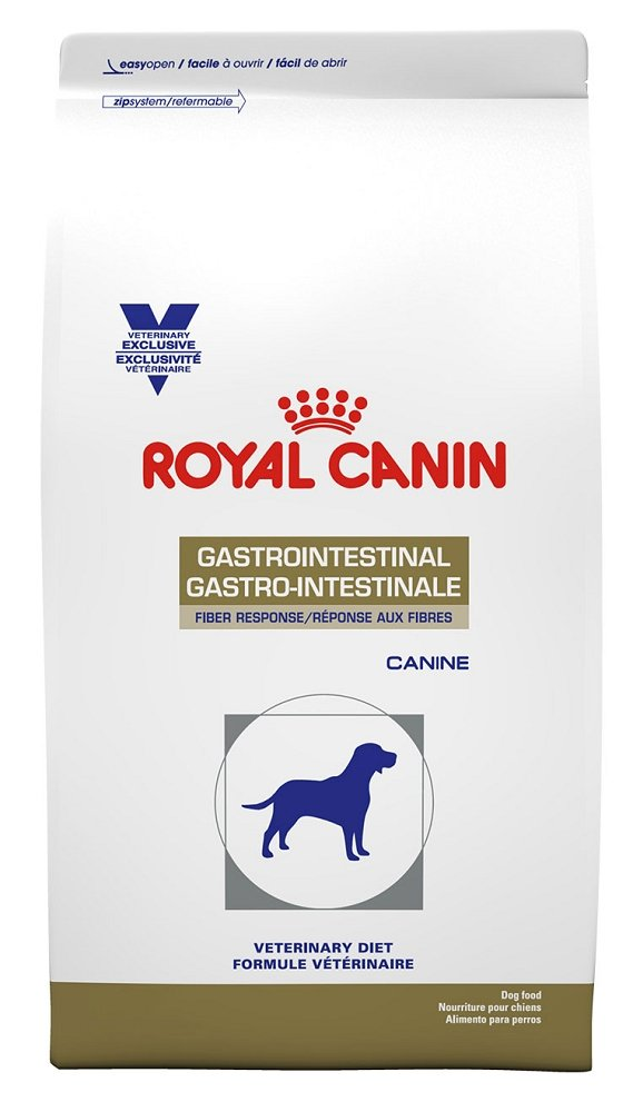 Royal Canin Gastrointestinal Fiber Response Dry Dog Food 17.6 lb bag