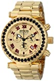 Invicta Men's 15093 Subaqua Analog Display Swiss Quartz Gold Watch, Watch Central