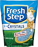 resh Step Crystals, Premium, Clumping Cat Litter, Scented, 8 Pounds (4 Pack)