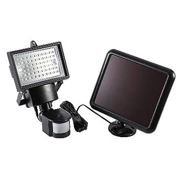 Homyl Luz de Sensor Movimiento Luces de Patio LED Casa de Muñecas Herramientas Manual Eléctrica