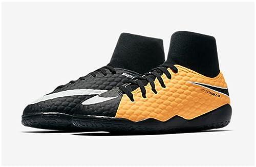 02de6db68 Nike Kids Hypervenomx Phelon III Dynamic Fit IC Soccer Shoe (Little Kid Big  Kid