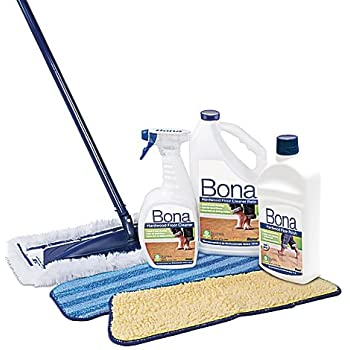Amazon Com Bona Complete Ultimate Hardwood Floor Care Kit