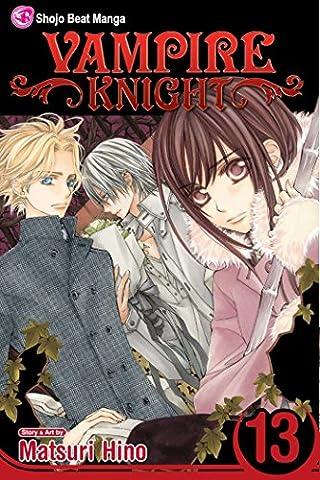 Vampire Knight, Vol. 13 (Drama High Series Volume 1)
