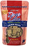 Life Line Love Salmon Recipe Dog Treats, 6.5-Ounce