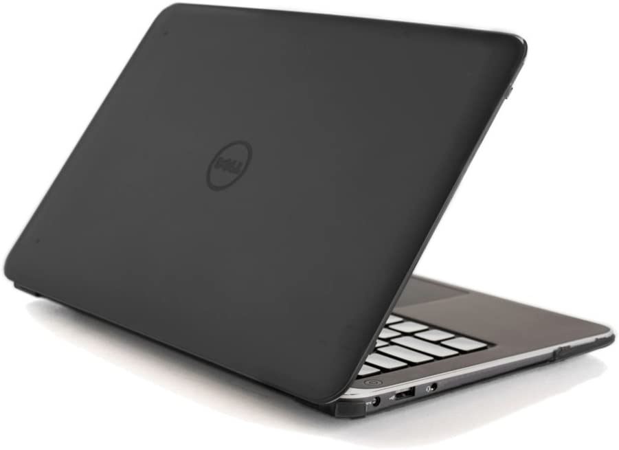 "Black iPearl mCover Hard Shell Case for 13.3"" Dell XPS 13 9343/9350 Model(Released After Jan. 2015, not Fitting Older L321X / L322X / 9333 Model Released Before Jan. 2015) Ultrabook Laptop - Black"