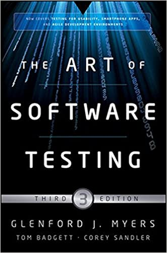 The art of software testing glenford j myers corey sandler tom the art of software testing 3rd edition fandeluxe Choice Image