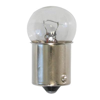 Grand General 84013 Light Bulb (Clear Glass for Peterbilt Dash), 1 Pack: Automotive