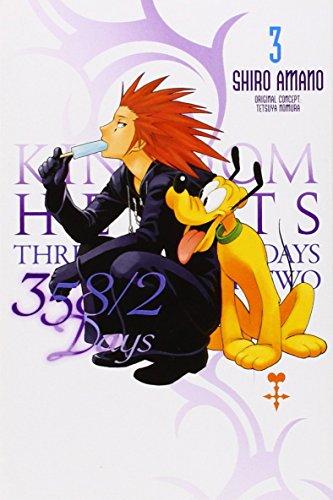 Kingdom Hearts 358/2 Days, Vol. 3 by Shiro Amano (25-Mar-2014) Paperback