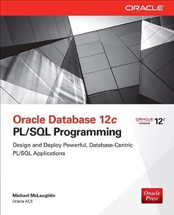 oracle database 12c advanced pl sql pdf