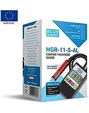 Blue Technology MGR-11-S-AL Miernik lakieru , czarny ,11cm x 6,5cm x 2,8cm ,Set of 1