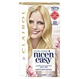 Clairol Nice'n Easy Permanent Hair Dye, 10A Extra Light Ash Blonde Hair Color, 1 Count